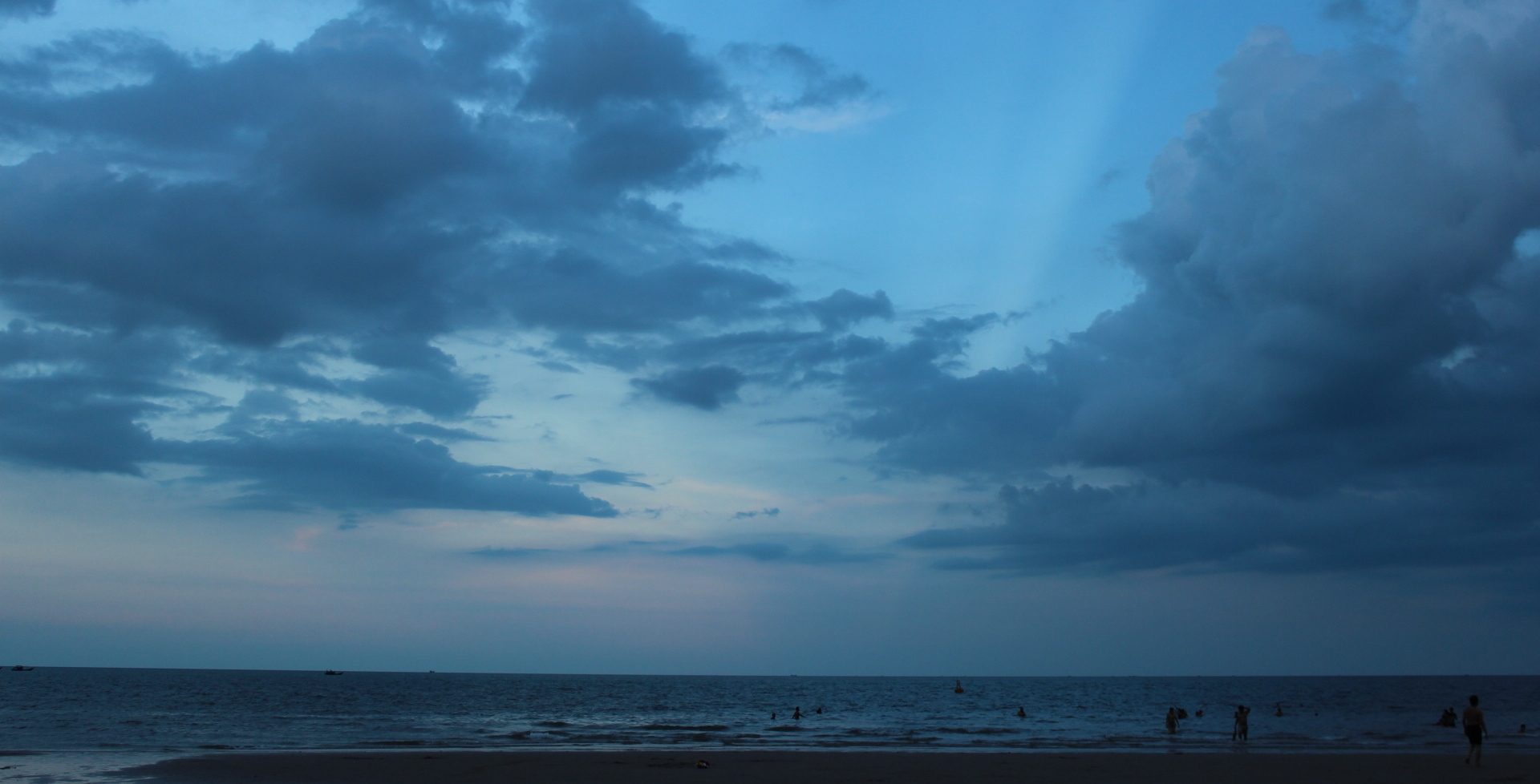 Ocean in Vung Tau